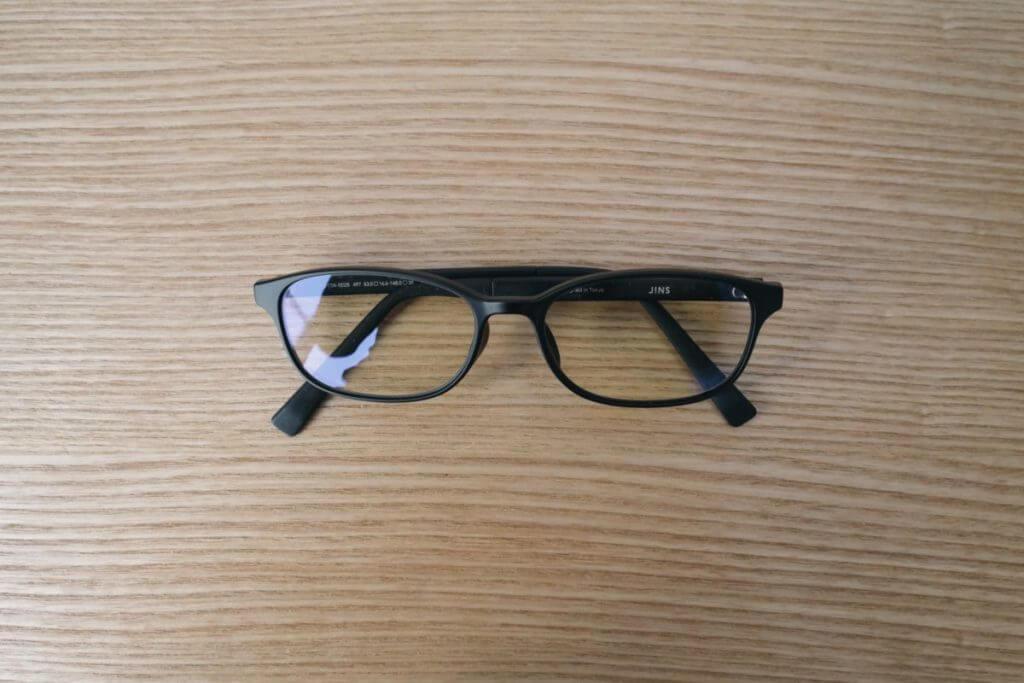 PCメガネの写真