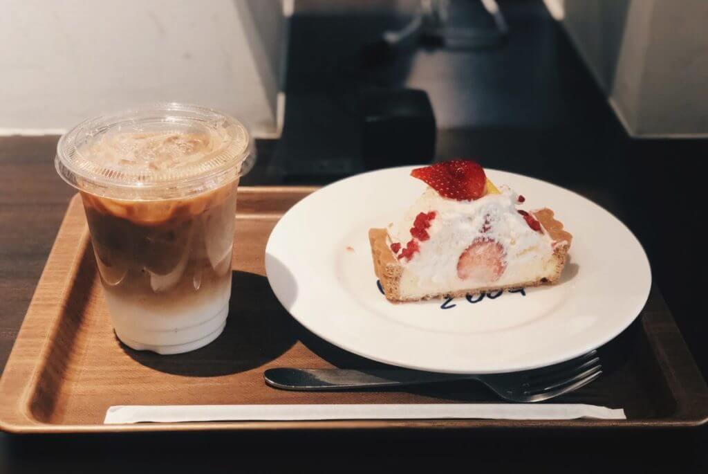 渋谷カフェの写真
