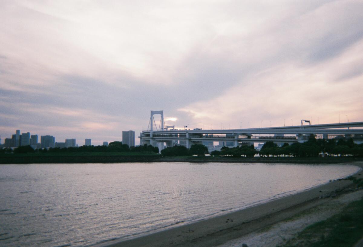 海辺の様子