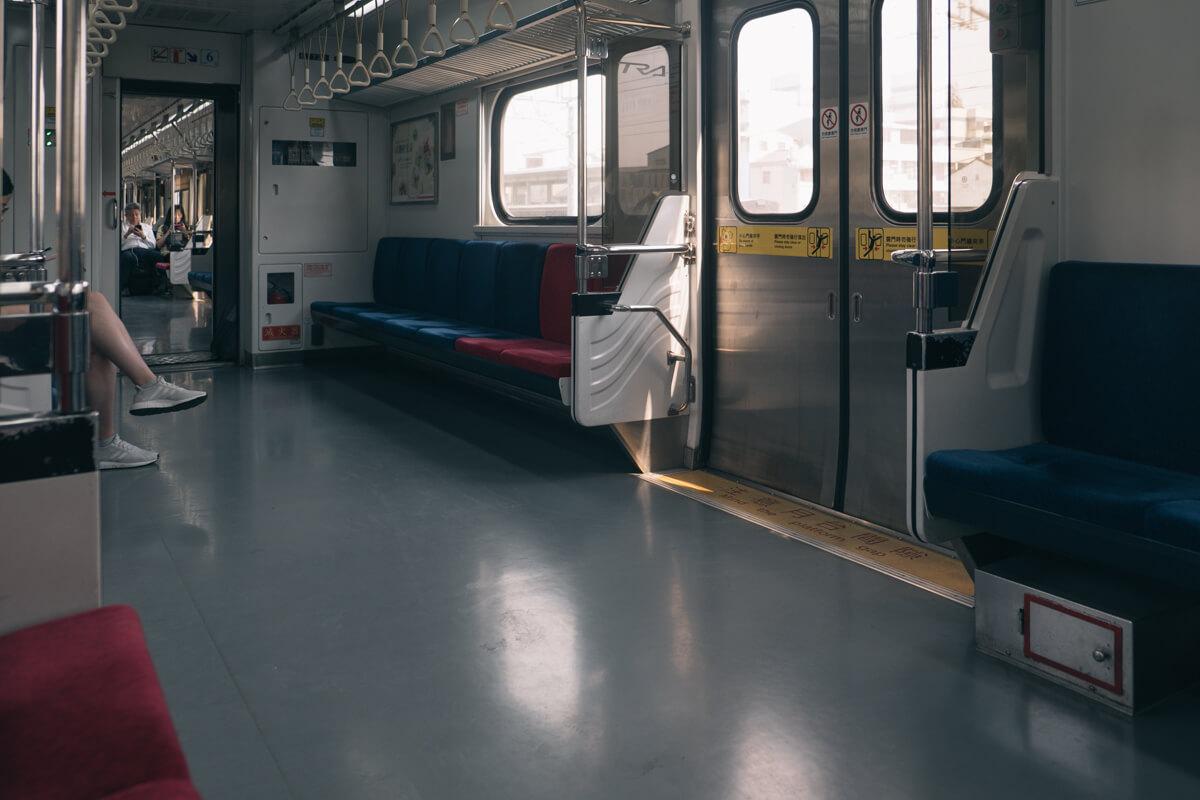 清水駅まで乗り換え