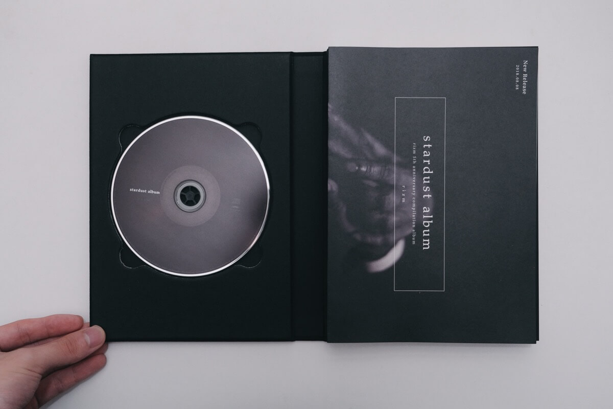 stardust albumCD