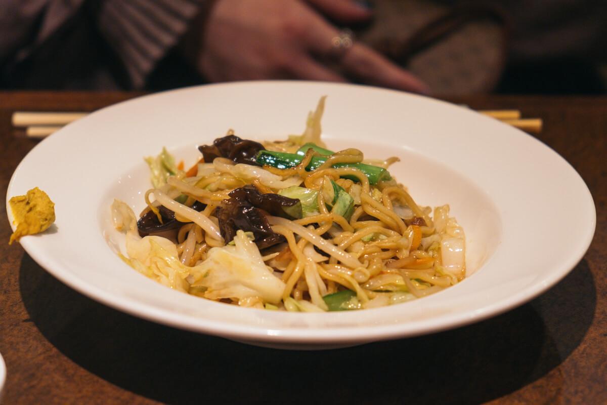 渋谷「中国料理 竹園」