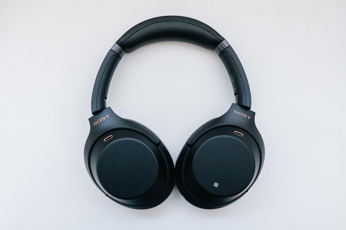 SONYノイズキャンセリングヘッドホン「WH-1000XM3」